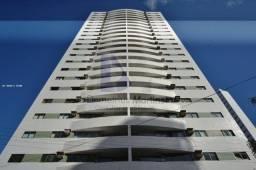 DM Vende Apartamento com 126 m² em Boa Viagem-Andar Alto
