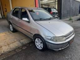 Título do anúncio: Fiat Siena ELX 1.3 16v MPi Fire2000/2000 fumando