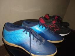 Sapato umbro futsal New balance