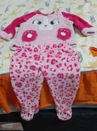 Conjunto De Frio de bebê menina tamamho 1