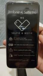 Zenfone 4 Selfie Pro - 4 RAM / 64 GB (Bem conservado)
