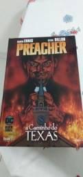 HQs Preacher do Volume 1 ao 5. Novas.