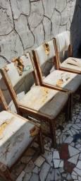 Cadeiras para reforma