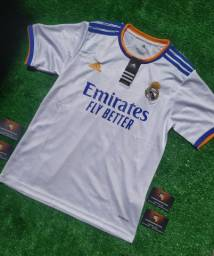 Lançamento - Camisa do Real Madrid 2021/2022
