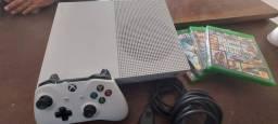Xbox one 1tb # semi novo 4 jogos # 1499,00