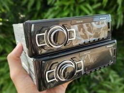 NOVO-Toca CD Bluetooth, Istalação GRÁTIS #Promoção!!