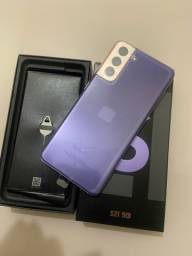 Samsung S21 128GB Violeta