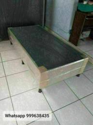 base de cama box nova embalada em promoção