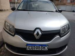 Título do anúncio: Renault Sandero Authentique baixa km