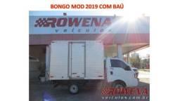 Título do anúncio: Kia Bongo mod 2019  Com Bau Unico Dono