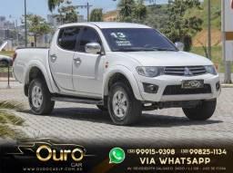 Mitsubishi L200 Triton HLS 2.4 Flex 16V CD Mec. *Carro Top D+* Oportunidade de Ouro