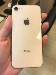 Iphone 8 (100% de bateria e nenhum detalhe)