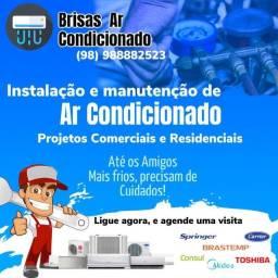 Título do anúncio: Instalação /  serviços de ar condicionado