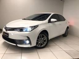 Corolla xei 2019 branco