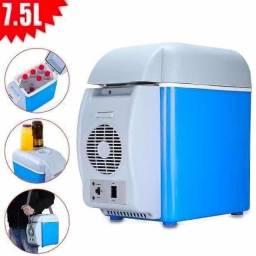Mini geladeira cooler termoelétrica