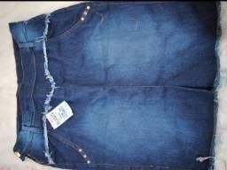 Saia jeans evangélica