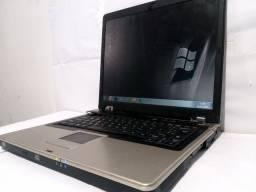 NOTEBOOK Antigo funcionando com 160GB Armazenamento e Windows 7 instalado !!!