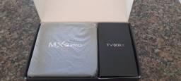 Vendo TV Box 4k novo na caixa