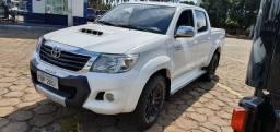 Título do anúncio: Hilux srv 4x4 aut diesel