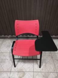 Título do anúncio: 40 Cadeira vermelha - 85$ cada