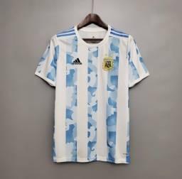 Camisa Adidas Argentina 21/22