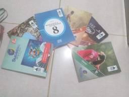 Livros do 8 ano editora sucesso ACETAMOS CARTÕES