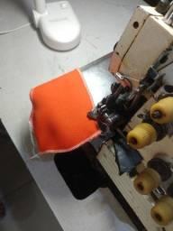 Título do anúncio: Barbada pra hoje!! Máquina de costura industrial interlock.
