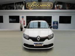 Renault Logan  Expression 1.6  Easy-R  - Ano  2017 - Financio