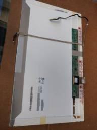 Display notebook de 15.6 polegadas (produto usado)