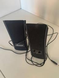 Caixinha de Som Multilaser USB