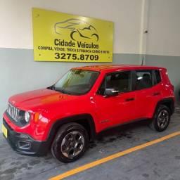 Título do anúncio: Jeep Renegade Sport 1.8 Flex  2016