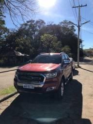 Ford ranger limited 3.2 4x4 CD automática diesel