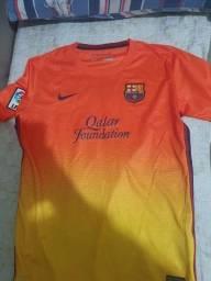 Camisa Original Nike Barcelona Infantil