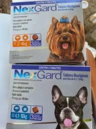 NexGard remédio carrapato