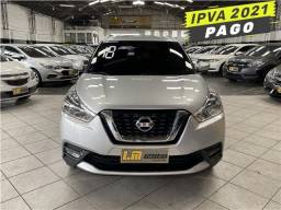 Nissan Kicks 2018 1.6 16v flex sl 4p xtronic