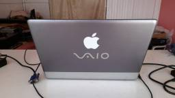 Notebook sony vaio  vjc141f11x