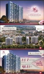Título do anúncio: Jardim cerejeiras | Apartamento 02 quartos | Parque 10
