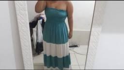 Vendo lindo vestido.