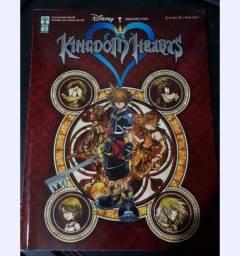 Álbum De Figurinhas Kingdom Hearts Walt Disney Incompleto