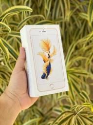 Phone 6s Plus Gold Novo - Oportunidade