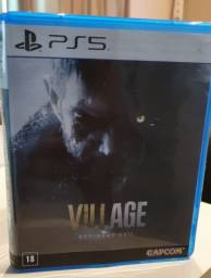 Jogo ps5 Resident Evil VILLAGE