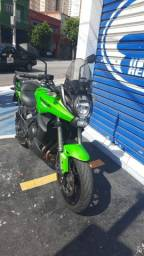 Kawasaki versys 650 2012 ABS aceito  moto aceito cartão 24 x 1.5% Am Fin 48 x