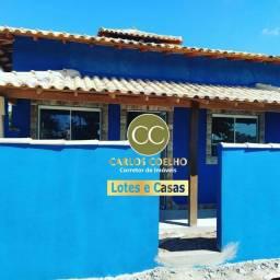 B 564 Linda Casa no Condomínio Vivamar em Unamar