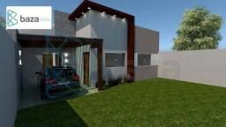 Casa com 2 dormitórios à venda, 52 m² por R$ 250.000,00 - Residencial Buritis - Sinop/MT