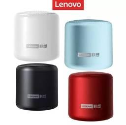 Caixinha de Som Bluetooth Portátil Lenovo L01 _ ACEITO CARTÃO