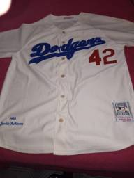 Jersey baseball Dodgers jackie Robinson o 42