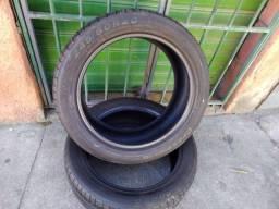 Vendo par de pneu 245 50 20