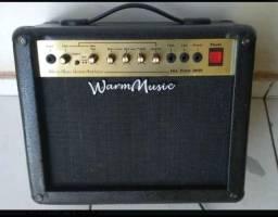 Caixa amplificada warmmusic