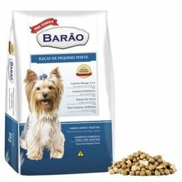 Título do anúncio: Barão Premium Cães Adulto Raças de Pequeno Porte 8 kg e 25 kg