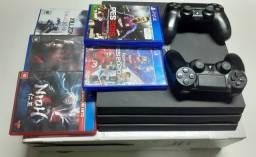 Vendo Playstation 4 Pro na caixa!!